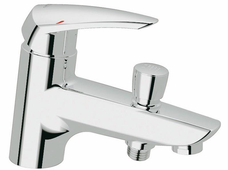 grohe33192001 mitigeur monocommande bain douche monotrou. Black Bedroom Furniture Sets. Home Design Ideas