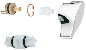 GROHE 45048000 Arabesk Stratos inverseur complet.