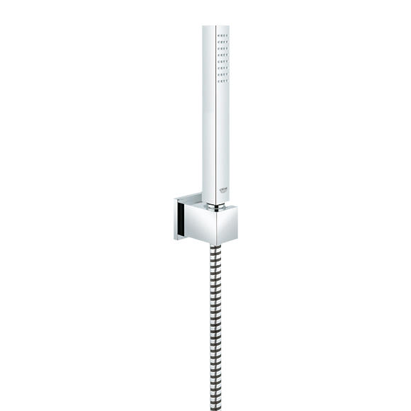 Grohe 27702000 ensemble de douche euphoria cube - Ensemble douche thermostatique grohe ...