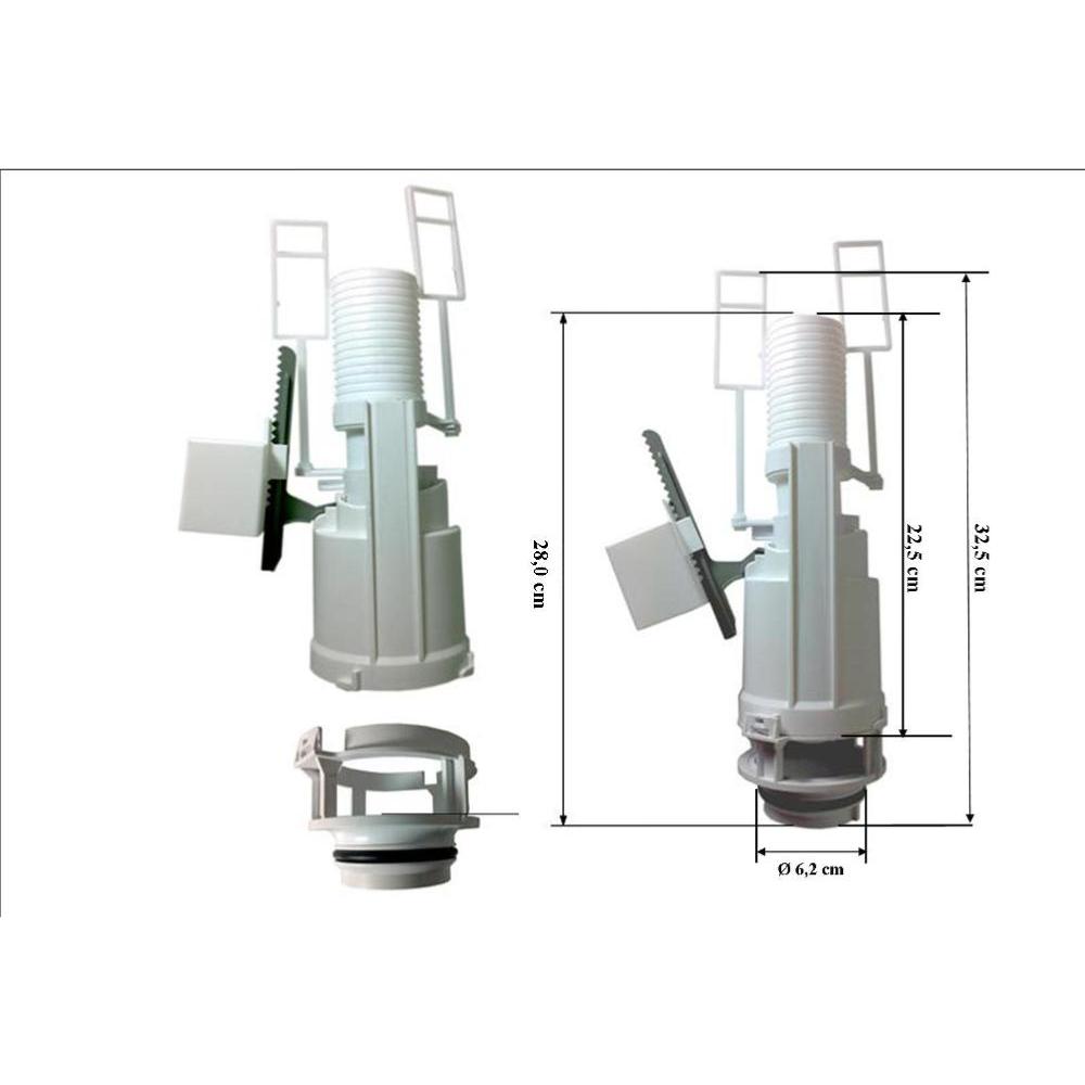 Siamp 32 4547 07 32454707 m canisme pour b ti support verso 350 - Systeme de chasse d eau pour wc ...