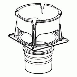 Grohe 42315000 culot de soupape av1 pi ces d tach es for Pieces detachees robinetterie grohe