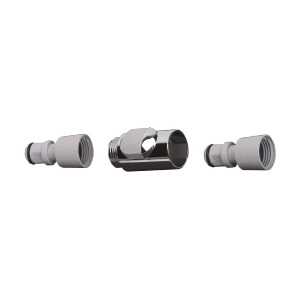 "HANSGROHE 28346000 raccord rapide 1/2""."